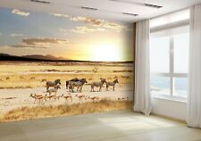 Safari Wallpaper Mural Photo 9207320 premium paper