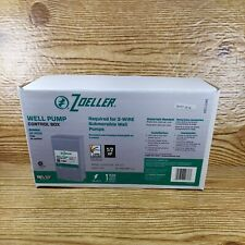 Zoeller Well Pump Control Box 12 Hp For 3 Wire Submersible Well Pumps 1010 2336