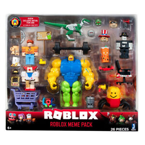 Roblox Meme Pack Playset with Figures & Accessories 26 Pieces