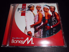 The Hits Of BONEY M. Platin Edition Ma Baker, Daddy Cool, Rasputin CD RAR+TOP!!!