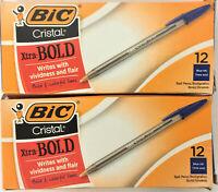 Medium 3 Pack Value Bundle Dozen Blue Ink UNV15511 Comfort Grip Ballpoint Retractable Pen