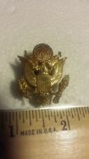 ARMY ENLISTED HAT PIN BADGE
