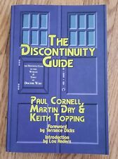 The DisContinuity Guide: The Unofficial Doctor Who Companion - Paperback -