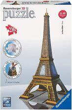Puzzle 3d Tour Eiffel Ravensburger 12556