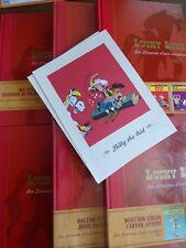 LUCKY LUKE LES DESSOUS D'UNE CREATION éditions Atlas 6 volumes