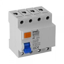 Bemko Fi-Schalter 40A 30mA 4P 6kA TYP A RCCB FI-Schutzschalter 6755