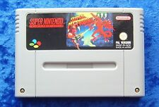 Super Metroid, SNES Super Nintendo Spiel
