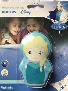 Disney Frozen Flash Light. Elsa Philips Imaginative Lighting