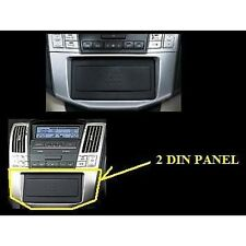 JDM LEXUS RX330 RX350 RX400h TOYOTA HARRIER RADIO CENTER PANEL BEZEL AUDIO