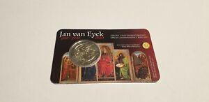2 euro commémorative Belgique choisir une année 2014 à 2020  voir annonce