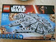 Lego Star Wars 75105 Halcón Milenario-Conjunto retirado-Nuevo Y Sellado De Fábrica