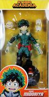 My Hero Academia ~ 7-INCH IZUKU MIDORIYA (DEKU) ACTION FIGURE ~ McFarlane Toys