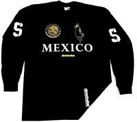 STREETWISE NARCO POLO Long Sleeve T-shirt Urban Streetwear Men Tee New