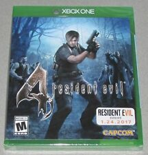 Resident Evil 4 for Xbox One Brand New! Factory Sealed!
