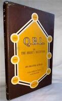1972 Q.B.L. BRIDES RECEPTION FRATER ACHAD OCCULT CABALISTIC ALEISTER CROWLEY