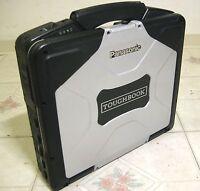 Panasonic Toughbook CF-31, i5 M520@2.4ghz+Vpro, 500GD,Dvd+/-Rw,50Channel GPS