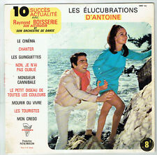 33T 25cm Raymond BOISSERIE Disque LES ELUCUBRATIONS D'ANTOINE -TRIANON 5307 RARE