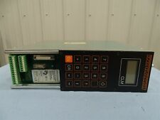 Indramat Mok11 Clm 012 X Servo Drive Controller With La 012 0017 Software