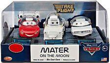 / Pixar Cars Cars Toon 1:43 Multi-Packs Mater on the Moon Diecast Car Set