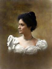 Photo. 1890s. Hawaii.  Princess Kaiulani