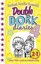 Double Dork Diaries #4 by Russell, Rachel Renee | Paperback Book | 9781471165870