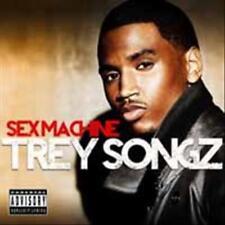 TREY SONGZ - SEX MACHINE [PA] NEW CD