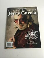 Rolling Stone Collector Edition Magazine Jerry Garcia Guide To His Music Legend