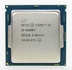 Intel Core i5-6500T 2.50GHz Quad Core LGA1151 SR2L8 Processor