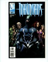 Inhumans #1, NM, 1998 Marvel Comics BLACK BOLT / MEDUSA!