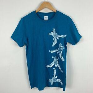 Gildan Art Australia Erub Torres Straight Islander T-Shirt Art Adult Small 99.03
