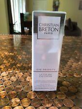 New Sealed Christian BRETON Eye Priority Liftox 360° Eye Cream 0.45 fl oz