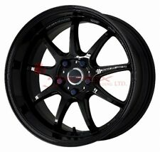WORK EMOTION D9R 18inch 9.5J +38/+30/+23/+12 5x114.3 Gloss Black (BLK)