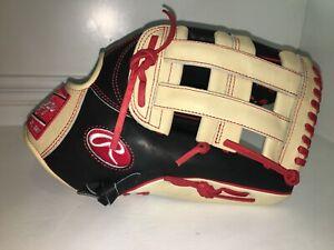 """NEW Rawlings PROBH34 RHT Heart of the Hide Baseball Glove 13""""  BRYCE HARPER"""