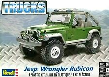 Revell Monogram 1:25 Jeep Wrangler Rubicon Model Kit