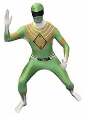 Official green Power ranger Morphsuit costume robe fantaisie-taille XXL - 6