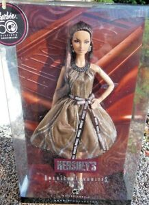 BARBIE HERSHEY'S NRFB - SILVER LABEL new model muse doll collection Mattel