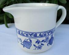 Classic Vintage Staffordshire Ceramic Tableware Creamer, Water or Milk Jug
