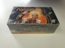 japanese magic 2014 sealed booster box slivers!!!