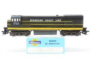 HO Scale Athearn 3483 SCL Seaboard Coast Line U-33-B Diesel Locomotive #1733
