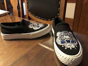 Kenzo Tiger slip On Sneaker