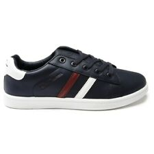 New Boys Ben Sherman Blue Malice Synthetic Trainers Lace Up