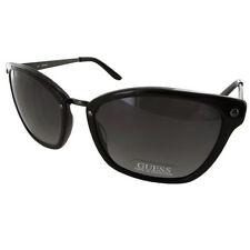 8cb219c09a935 GUESS Black Unisex Sunglasses for sale