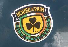 House Of Pain Stick Em Up Fine Malt Lyrics Magnet Die Cut