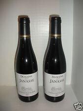 CDP  JANASSE  2007  PARKER : 95/100    2 DEMI  BT (0,375 L)   EXCEPTIONNEL !!!