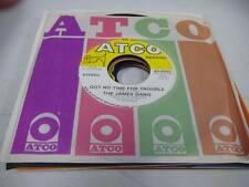 Rock Unplayed NM! 45 THE JAMES GANG Got No Time For Trouble on ATCO