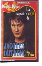 tape/ K7 audio JACQUES DUTRONC la casette d'or