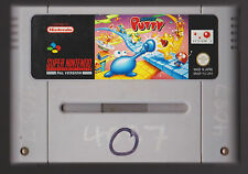 Super Putty  (Quality Tested!) Super Nintendo SNES PAL Action (VGC)