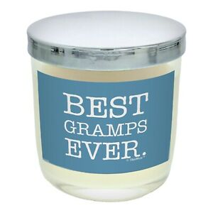 New Home Decor Best Gramps Ever Blue Scented Jar Candle