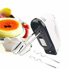 NEW IN! 7 Speed Electric Handheld Food Whisk Blender Egg Cake Mixer Beater AU