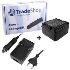 AKKU + LADEGERÄT für Panasonic HDC-SD1 HDC-SD3 HDC-SD5